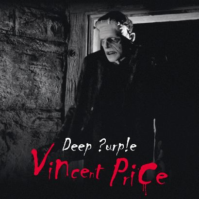 "Vincent Price 7"" artwork; image courtesy of Edel/earMUSIC"