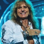 David Coverdale; photo © Aleksandra Pruenner, image courtesy of Frontiers Records
