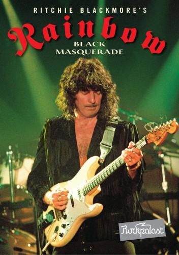 Rainbow - Black Masquerade DVD artwork