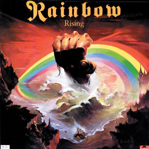 Rainbow Rising cover art
