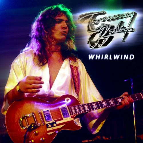 Tommy Bolin Whirlwind artwork; image courtesy of Tommy Bolin Archives