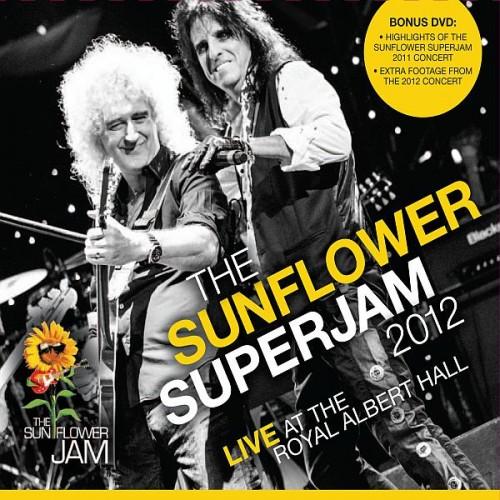Sunflower Superjam 2011/2012 DVD cover