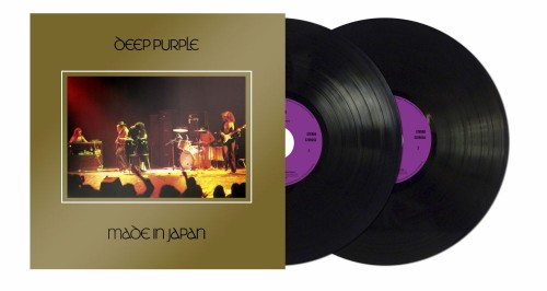 Made in Japan 2014, 2LP; image courtesy of Universal Music