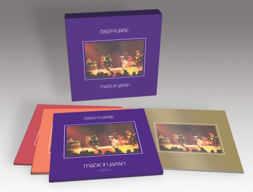 Made in Japan 2014, 9LP box; image courtesy of Universal Music