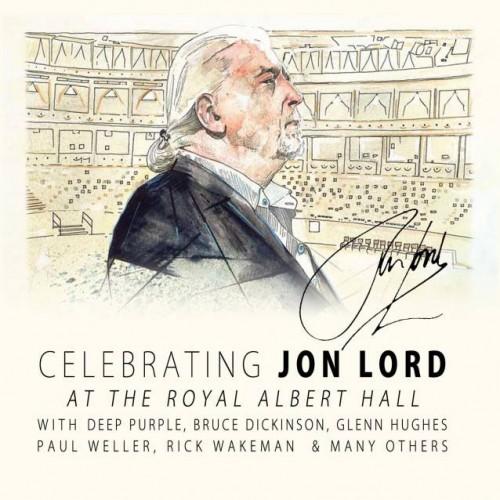 Celebrating Jon Lord CD cover art; image courtesy of JonLord.org