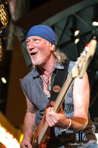 Roger Glover, Las Vegas, Aug 15 2014; photo © JustAfan photography