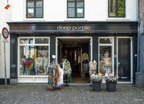 Deep Purple store in Wijk bij Duurstede