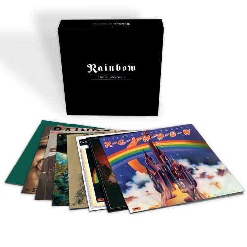 Rainbow - The Polydor Years vinyl box set