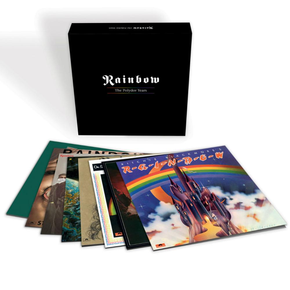 The Highway Star Rainbow Box Sets