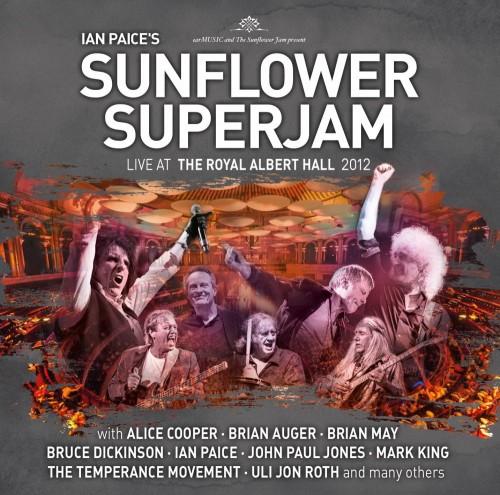Sunflower Superjam 2012 Cover