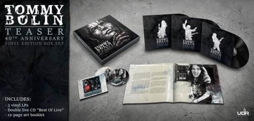 Teaser 40th anniversary box set; image courtesy of UDR