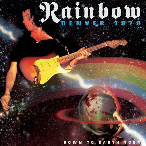 Rainbow Denver 1979 cover art