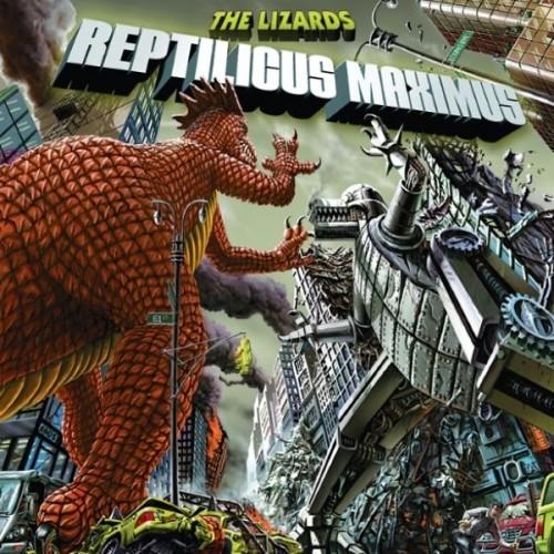 The Lizards Reptilicus Maximus cover art
