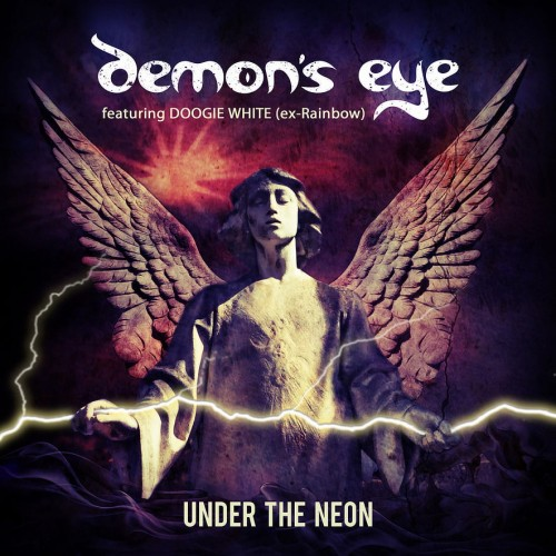 Demon's Eye Under the Neon artwork
