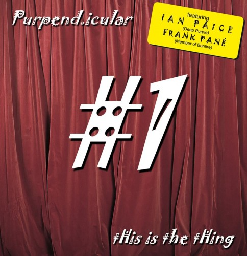 Purpendicular - This is the thing#1 cover