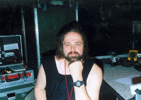 "John ""Dawk"" Stillwell in 1998"