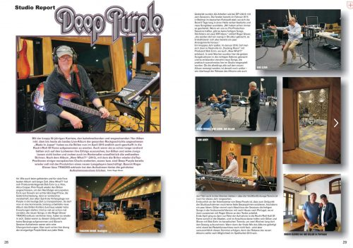 Tracks magazine; Issue #4, 2016, pp.28-29