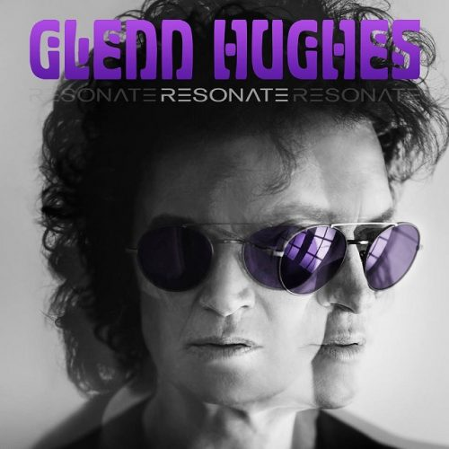 Glenn Hughes Resonate cover; image courtsey of Frontiers Records