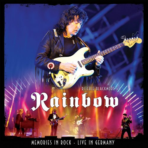 Rainbow Memories in Rock cover art