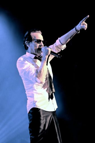Graham Bonnet; image courtesy of grahambonnetband.com