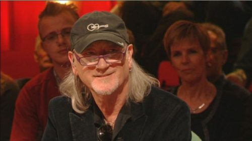 Roger Glover on Van Gils & Gasten show, Belgian TV, March 29, 2017