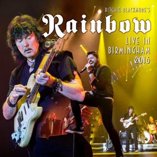 Rainbow Live in Birmingham 2016 cover art
