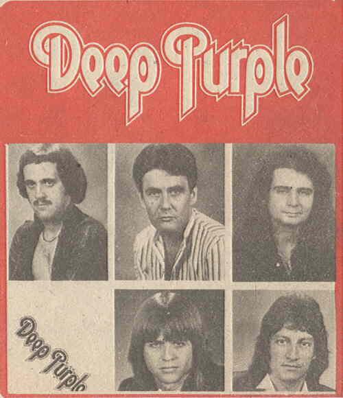 Bogus Deep Purple - What happened in 1980? - Canadian ...
