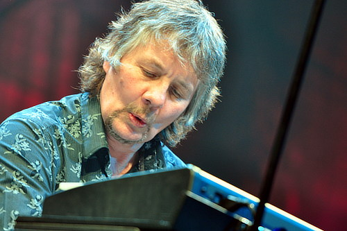 Don Airey in Kingston, Canada, February 9, 2012; photo © Nick Soveiko CC-BY-NC-SA