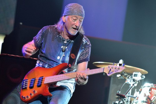 Roger Glover, Windsor, Canada, Aug 21 2014; photo © Nick Soveiko cc-by-nc-sa