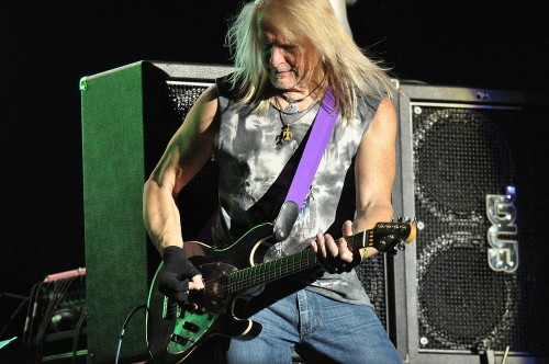 Steve Morse, Ottawa Bluesfest, July 18 2015; photo: © Nick Soveiko cc-by-nc-sa