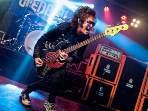 Glenn Hughes; Photo: Stuart Westwood, Resonate press kit