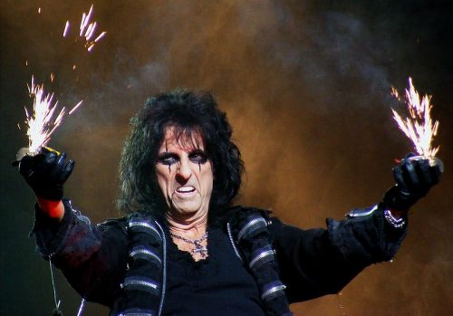 Alice Cooper, Manchester 2011; photo: Man Alive! cc-by-sa