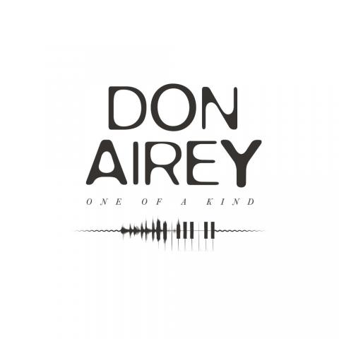 Don Airey One Of A Kind cover art; image courtesy of Edel Music