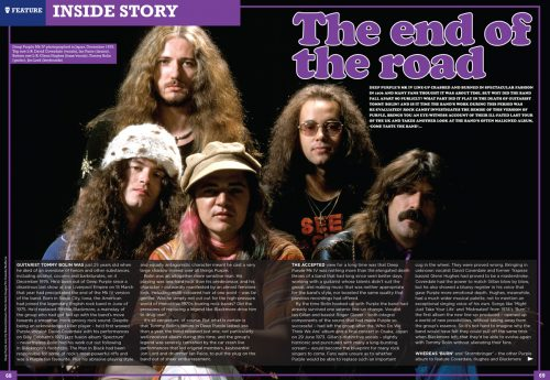 Rock Candy, issue 6, mk4 article