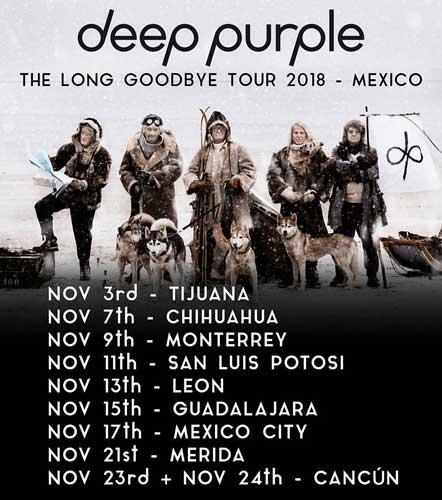 November 2018 Mexico flyer