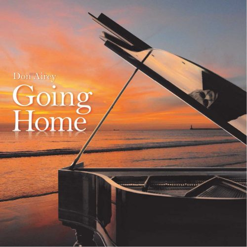 Don Airey - Going Home cover art