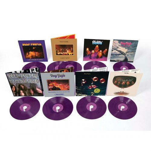 The Highway Star Vinyl Reissues