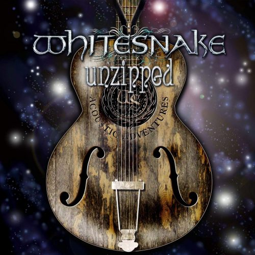 Whitesnake Unzipped cover art