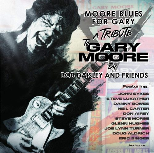 Moore Blues for Gary cover art