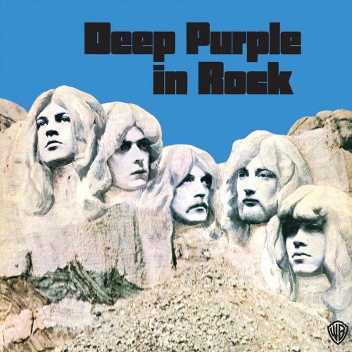 In Rock album art