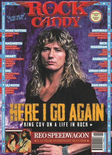 Rock Candy 11-2018 David Coverdale