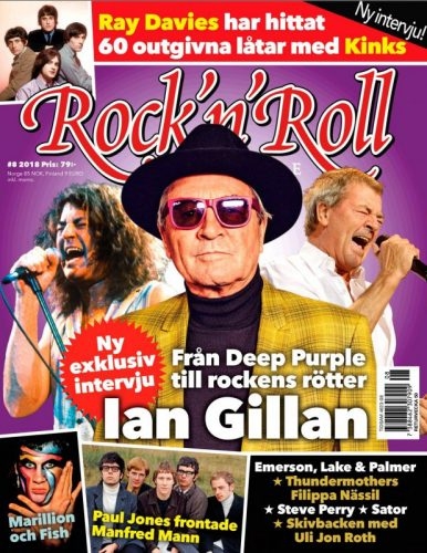 Rock'n'Roll magazine #8, 2018