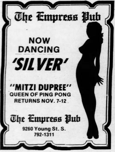 Mitzi Dupree flyer