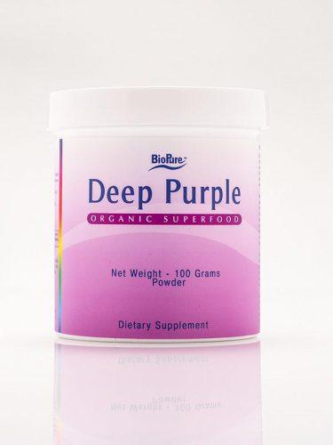 Deep Purple mysterious powder