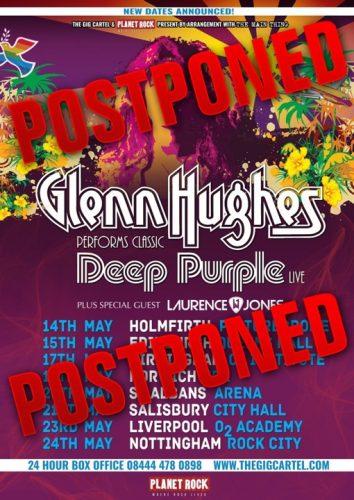 glenn hughes  2019 uk tour postponed