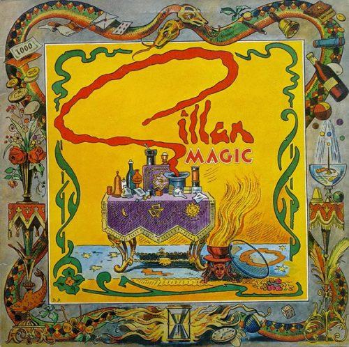 Gillan Magic original artwork