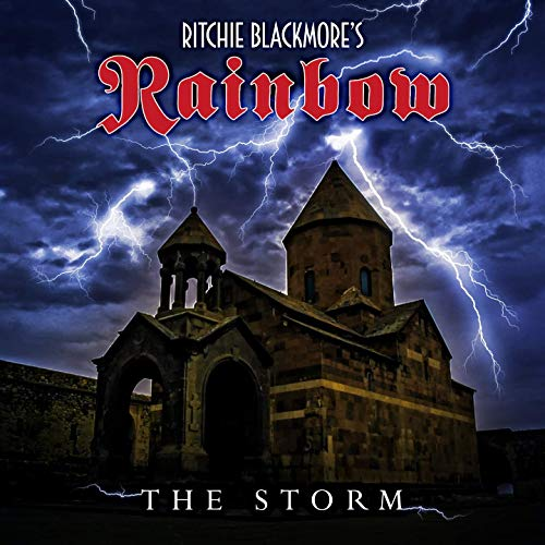 Rainbow The Storm single