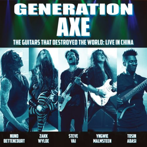 generation axe guitars that destroyed