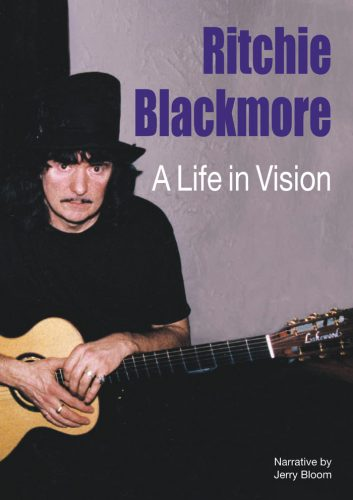 Ritchie Blackmore A Life in Vision cover