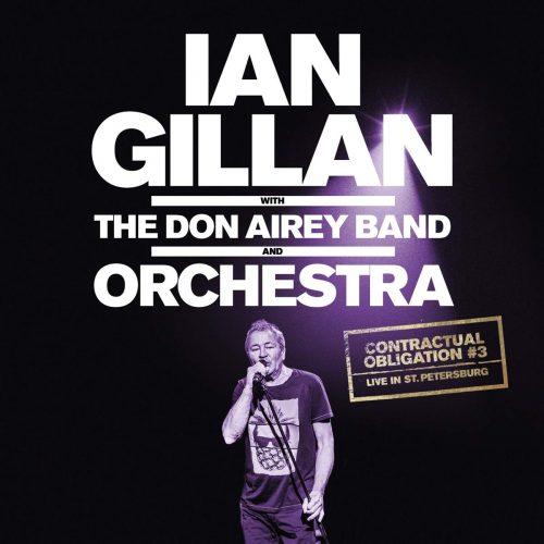 Ian Gillan Contractual Obligations cover art